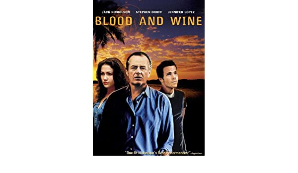 BLOOD INTO WINE Movie POSTER 27x40