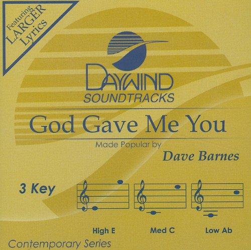 God Gave Me You - Single