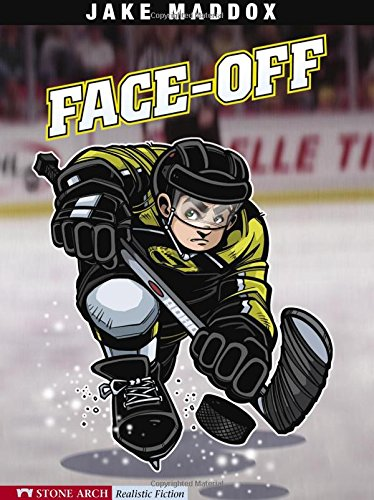 Face-Off (Jake Maddox Sports Stories)