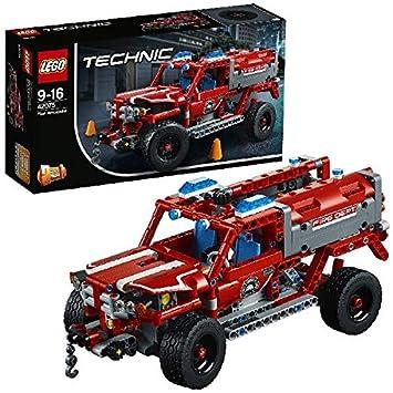 Lego Technic 42075 First Responder Set Für Geübte Baumeister