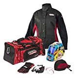 Lincoln Electric K3238-XL Jessi Combs Women's Welding Gear Ready-Pak,