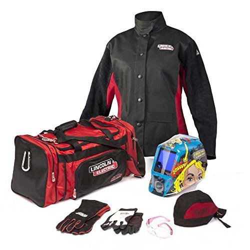 Lincoln Electric K3238-S Jessi Combs Women's Welding Gear Ready-Pak, S by Lincoln Electric