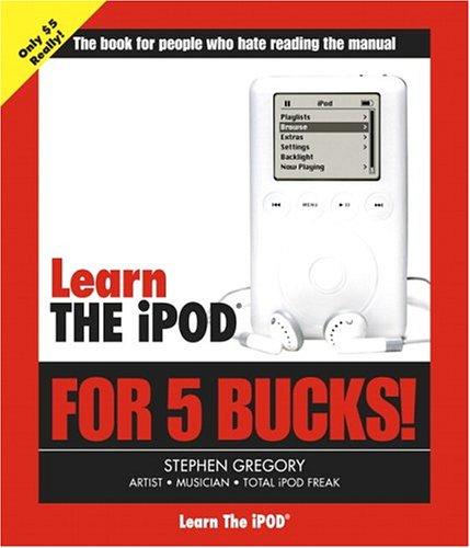 Download Learn the iPod for 5 Bucks pdf epub