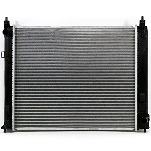 scitoo new 13261 radiator 1 row fits nissan tiida versa. Black Bedroom Furniture Sets. Home Design Ideas
