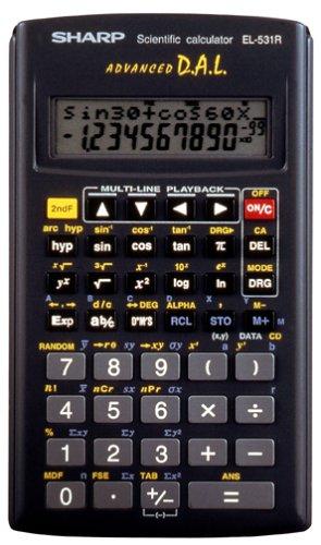 Sharp EL-531VB Calculator