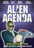 Alien Agenda: Under the Skin/Endangered Species by Debbie Rochon