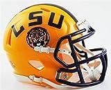 New Riddell Louisiana State LSU Tigers Speed Mini Football Helmet