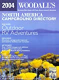 Woodall's North American Campground Directory 2004, Woodalls, 0762727721
