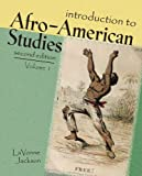Introduction to Afro-American Studies, Jackson, LaVonne, 0757516815