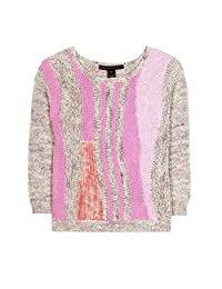 Marc by Marc Jacobs Flo Knit Pullover Sweater L