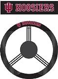 NCAA Indiana Hoosiers Poly-Suede Steering Wheel