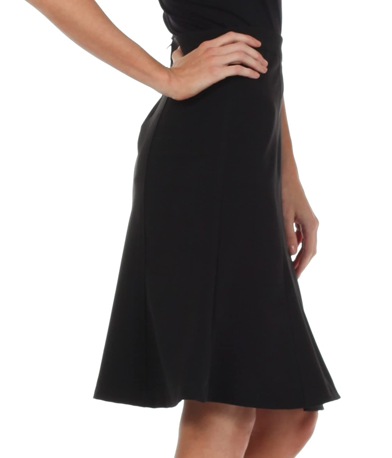 Sakkas Knee Length A-Line Skirt at Amazon Women's Clothing store ...