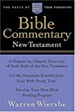 Pocket New Testament Bible Commentary, Warren W. Wiersbe, 1418500194