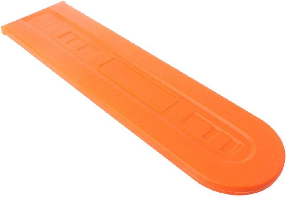 user 12//16//20//24in Chainsaw Bar Protective Cover Scabbard Protector