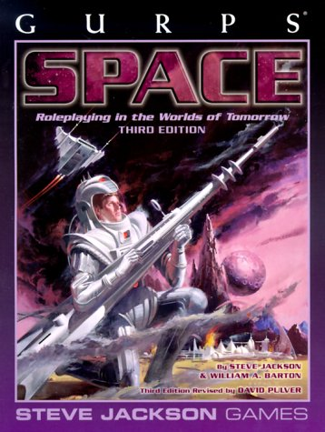 GURPS Space, 3rd Edition