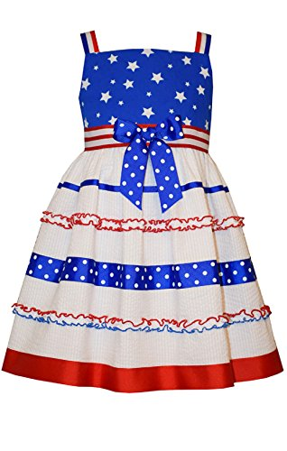 4th of july dress for toddler - 7