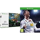 Xbox One S 500 GB + Rocket League + Live 3m + FIFA 18
