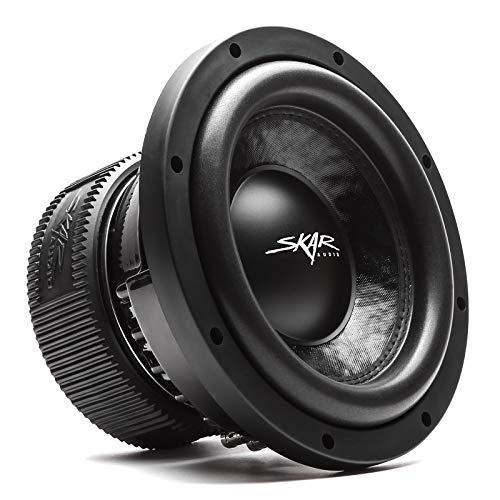 "Skar Audio VVX-10v3 D4 10"" 1200 Watt Max Power Dual 4 Ohm Car Subwoofer"