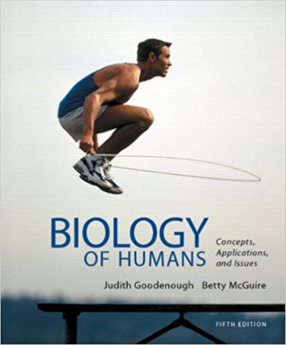Biology of Humans: Concepts, Applications, and Issues