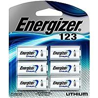 Energizer CR123a Lithium 3V Battery, (123 / CR123...