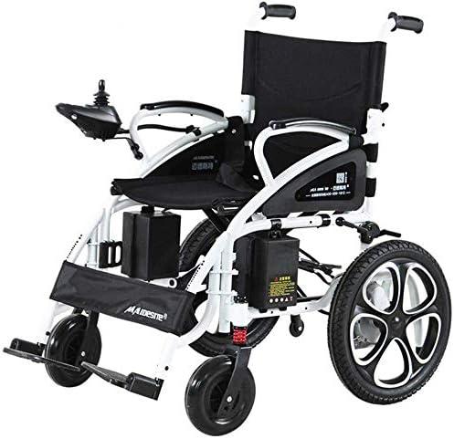 SISHUINIANHUA Ancianos discapacitados con Silla de Ruedas eléctrica, Escalada Silla de Ruedas eléctrica Escalada Ventas directas para discapacitados Escaleras