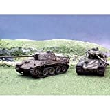 Italeri - I7504 - Maquette - Chars d'assaut - Panther Ausf G - Echelle 1:72