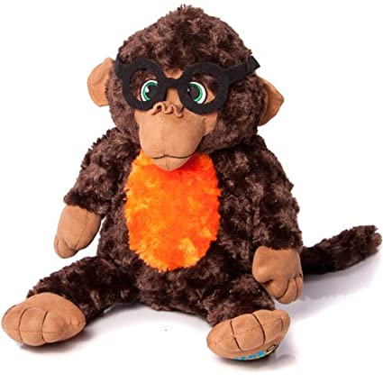 Amazon Com Lenz Frenz Big Monkey Glasses Holder 16 H Toys Games