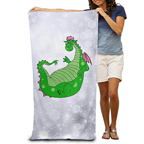 KathyB Pete's Dragon Cute Funny Bath Towels For