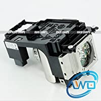 AWO RLC-065 Replacement Lamp with Housing For VIEWSONIC PJL6233 PJL6243