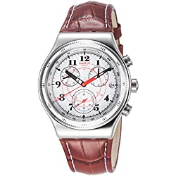 Swatch Back to the roots Men's Watch - White