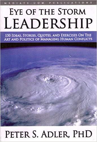 Eye Of The Storm Leadership 150 Ideas Stories Quotes And