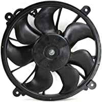 MAPM Premium MALIBU 97-02 / GRAND AM 99-05 A/C FAN and MOTOR ASSEMBLY, Right
