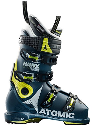 Atomic Hawx Ultra 120, Black/lightgreen, sz.29.5