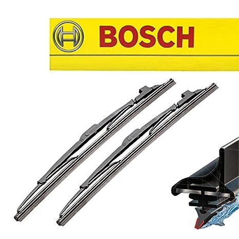 3 397 001 584 Bosch Borrador blätt para limpiaparabrisas para limpiaparabrisas delantero 584S: Amazon.es: Coche y moto