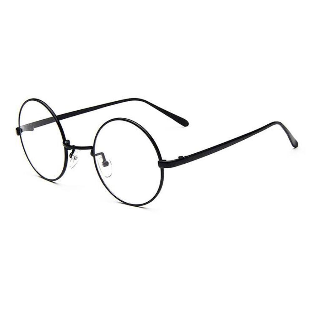 Estas son no gafas de lectura 1.0~-6.0 Xinvision Retro Miop/ía Gafas,Vendimia Redondo Metal Marco Miope Corto de Vista Gafas Fuerza