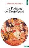 La poétique de Dostoïevski par Bakhtine