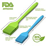 Silicone Basting Pastry Brush Spread Oil Butter