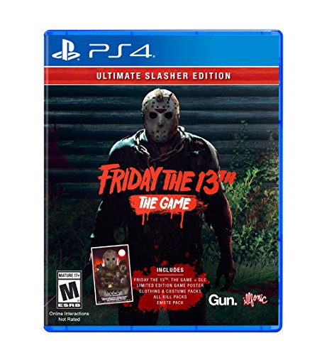 Friday The 13th: The Game Ultimate Slasher Edition – PlayStation 4