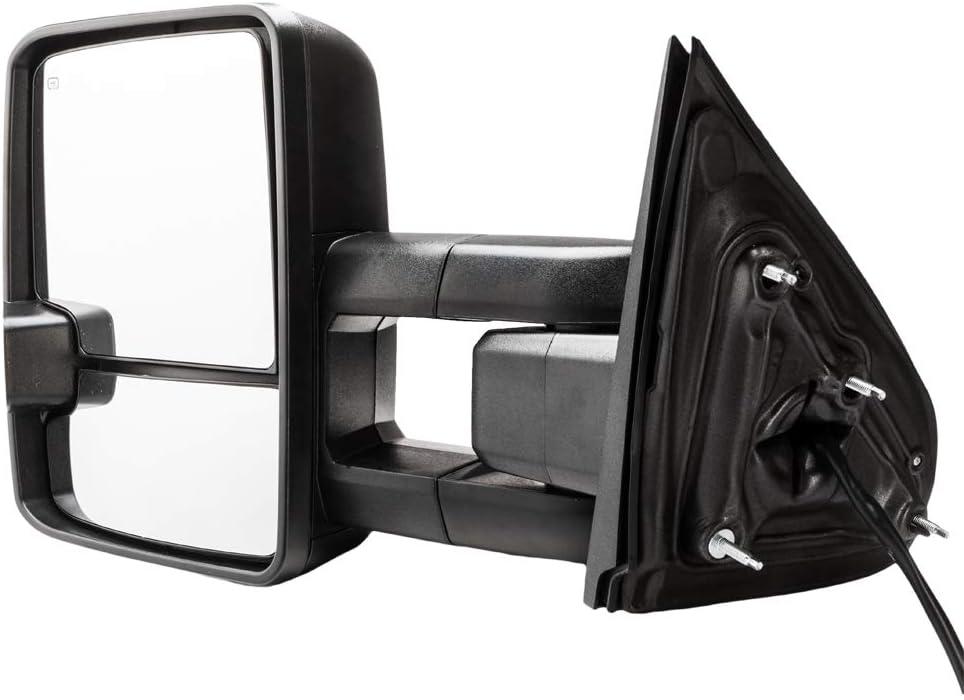 Roadstar Pair Towing Mirrors Chevy Silverado 1500 2500 3500 GMC ...