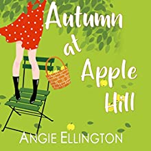 Autumn at Apple Hill: A Moonlit Hearts Romance Series, Book 2 Audiobook by Angie Ellington Narrated by Emily Coupe