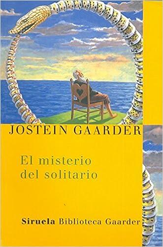 El misterio del solitario Las Tres Edades / Biblioteca Gaarder ...