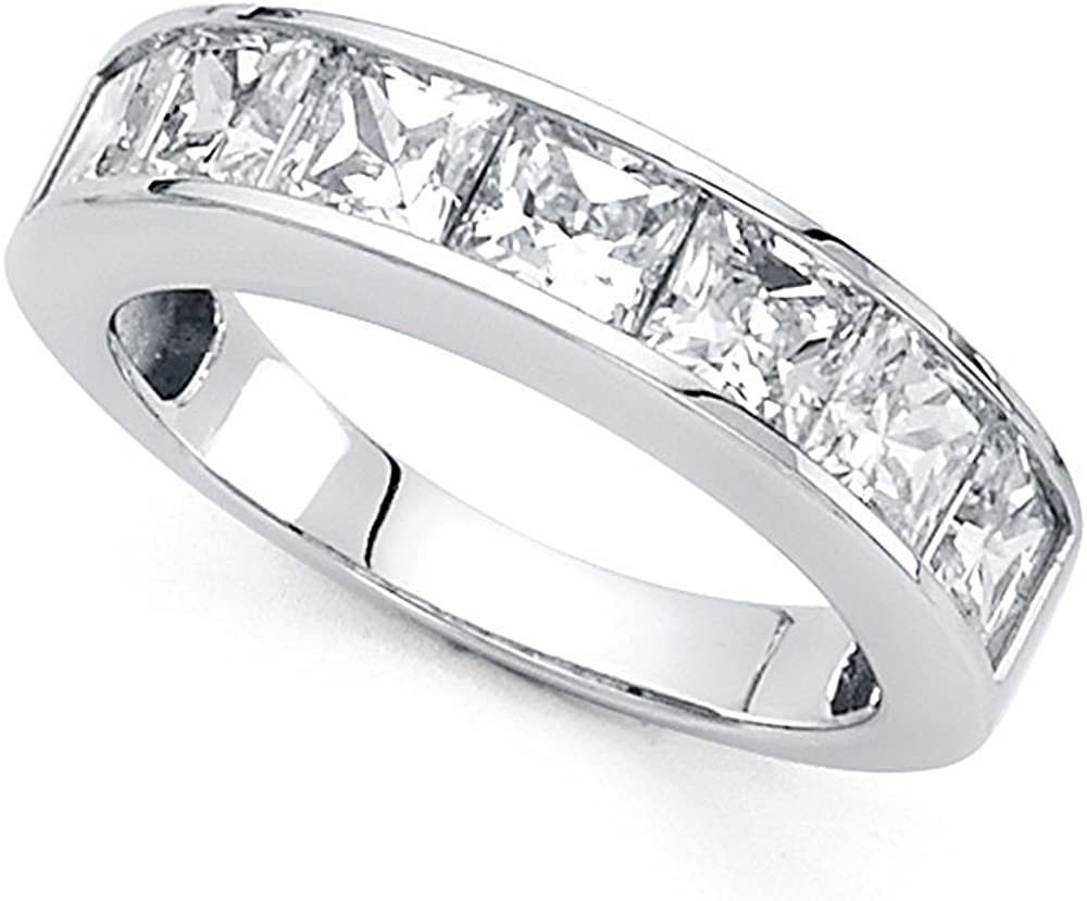 It is just a picture of Amazon.com: GemApex 44k Yellow OR White Gold Princess CZ Wedding