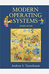 Modern Operating Systems (2nd Edition) (GOAL Series) Hardcover