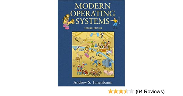 modern operating systems 2nd edition goal series andrew s rh amazon com Modern Computer Operating System Modern Computer Operating System