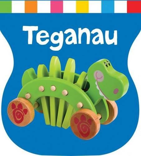 Teganau (Cyfres Ysgwyd Cnoi a Dysgu) (English and Welsh Edition) PDF