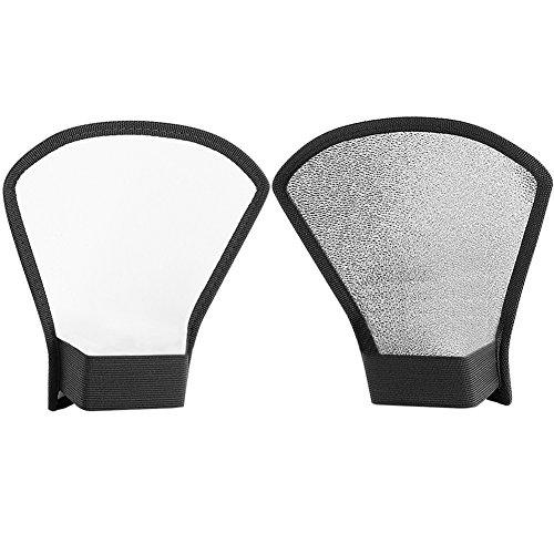 Neewer Diffuser Reflector Speedlite Sunpack