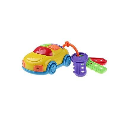 Amazon.com: 1 pieza de juguete para llave de coche musical ...