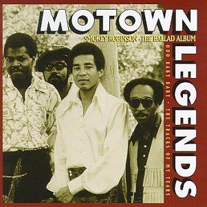 Motown Legends: Smokey Robinson - The Tracks of My Tears