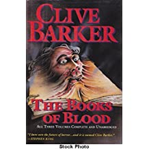 The Books of Blood, Vols. 1-3