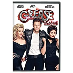 GREASE LIVE! available now on Digital HD and March 8th on DVD from Paramount